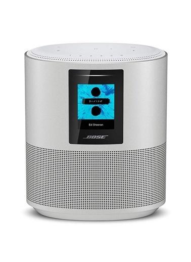 Bose Yeni Home 500 Gümüş Wi-Fi Hoparlör Renkli